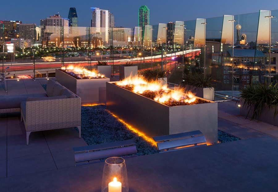 Faulkner Design Group 1400 Hi Line Apartments Dallas