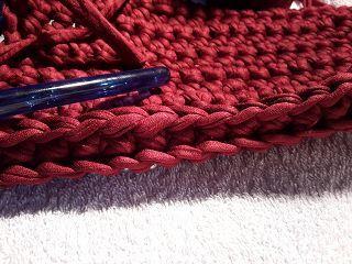 Häkelanleitung Für Einen Korb Material Textilgarn Nadelstärke 10 12