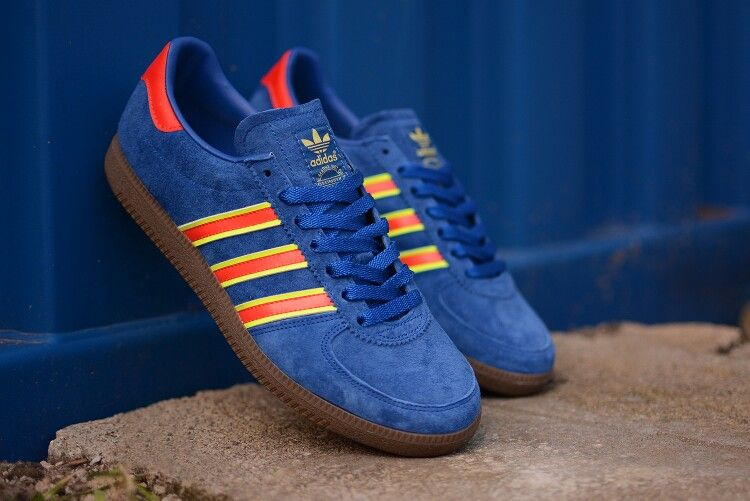 ADIDAS SPEZIAL  SETTEND  LIMITED EDITION TRAINERS GO ON SALE 4TH APRIL -  HOWEVER LIMITED THEY RE NOT FOR ME I M AFRAID. 71d24fde138c