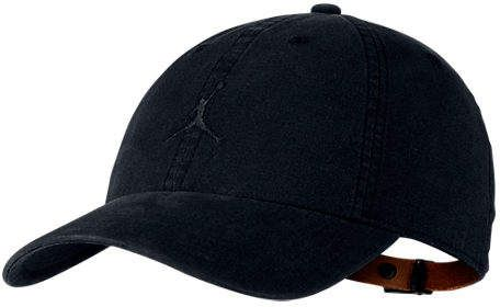 3221f87e4d06 Nike Unisex Jordan Heritage86 Jumpman Washed Adjustable Hat