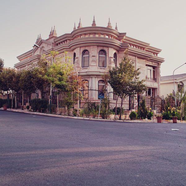 Shahrakegharb neighbourhood.