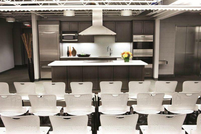 Demonstration Kitchen westchester magazine's demonstration kitchen. | murphy brothers