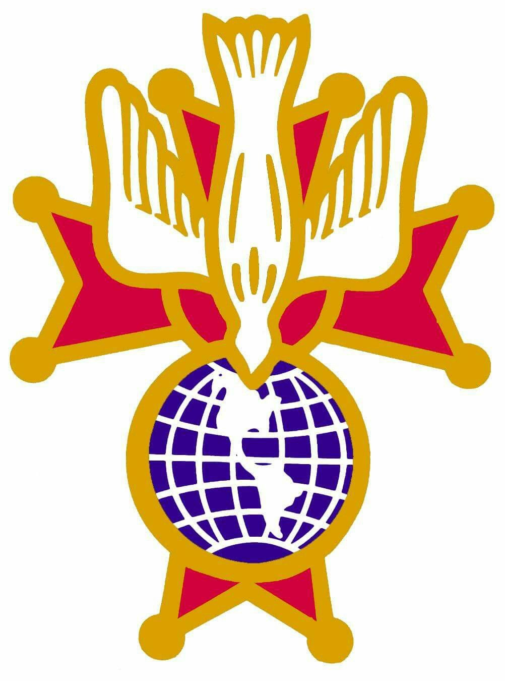 KofC 4th Degree Emblem | Knights of columbus, Grand knight, Knight