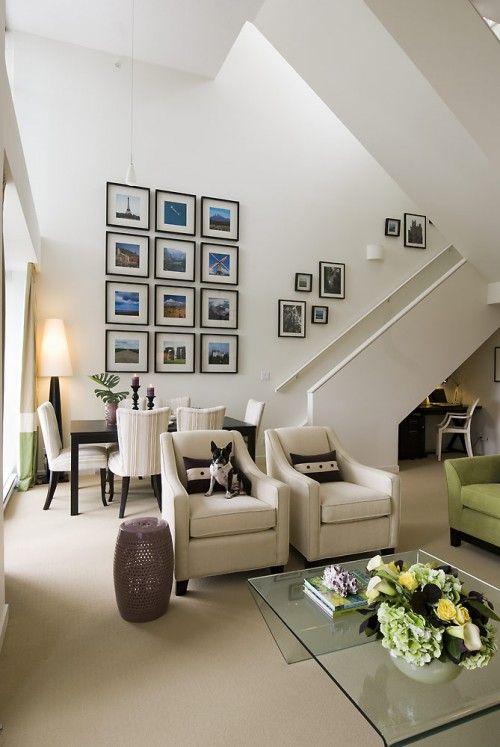 deco para escalera minimalista Deco - Casa Pinterest Escaleras