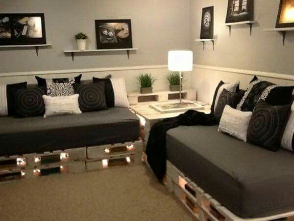 Pin By David Keeling On Home Ideas I Want Palette Furniture Diy