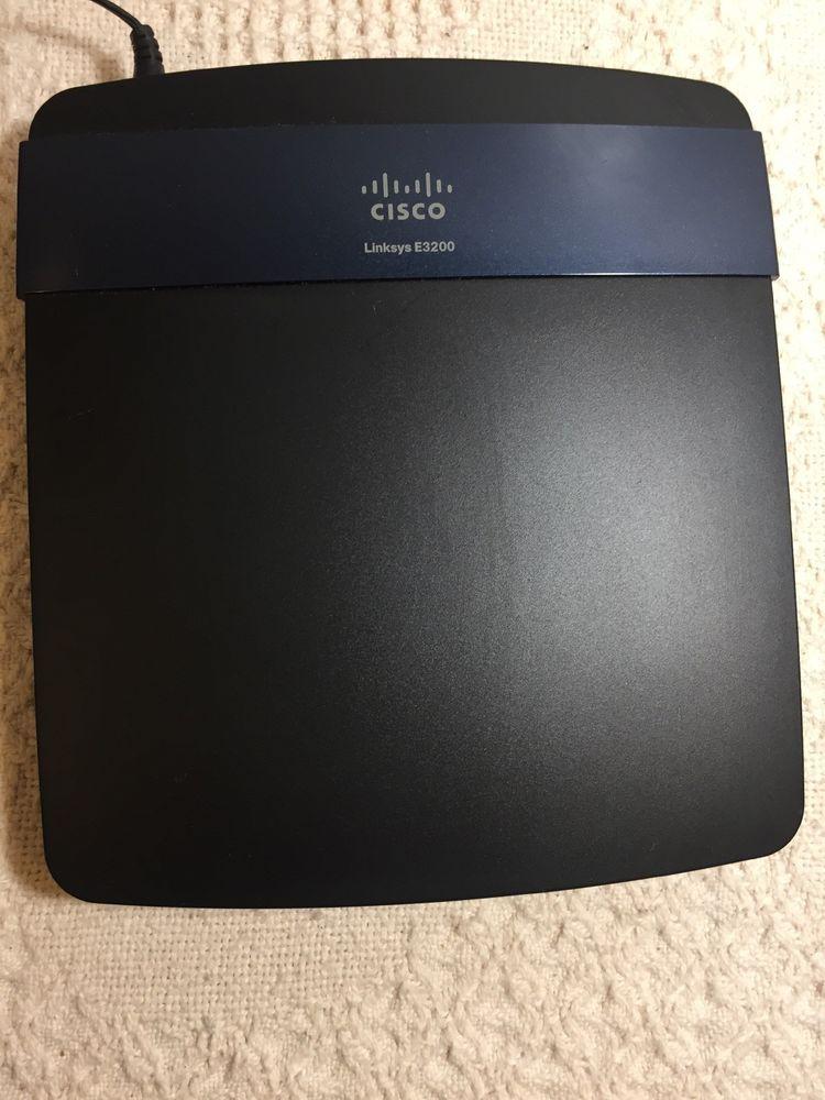 CISCO LINKSYS E3200 WIRELESS ROUTER #Cisco | Tech | Wireless