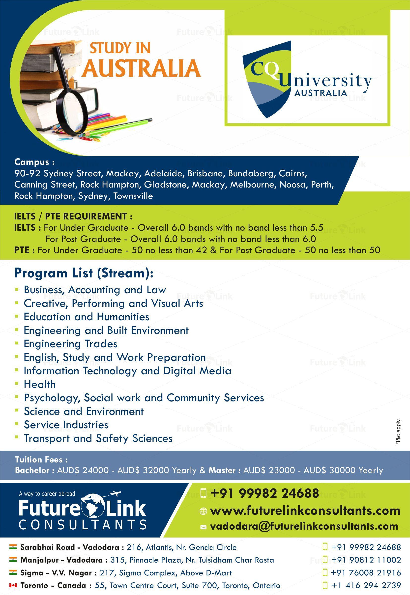 Study In Australia Colleges In Australia Bundaberg Australia