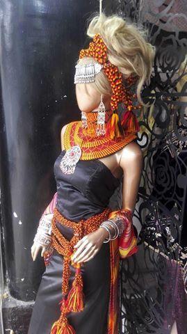 Robe Kabyle moderne Robe kabyle moderne, Tenue