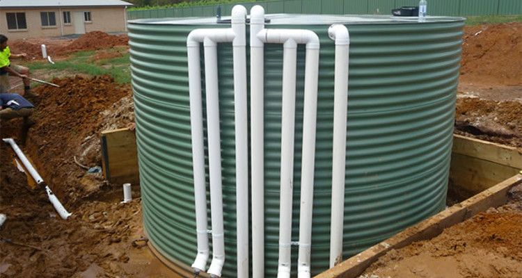 Image result for the modern rainwater tank in Adelaide