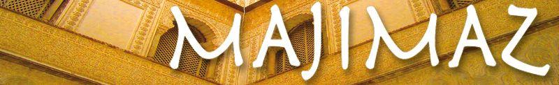 """MAJIMAZ - der Name des Ensembles leitet sich vom hebräischen Wort """"majim"""" (Wasser) und dem arabischen Wort """"almaz"""" (Diamant) ab. Im Vorderen Orient ist Wasser Lebensspender, Wasser verbindet und bringt Trockenheit zum Erblühen - Wasser ist daher so kostbar wie ein Diamant."""