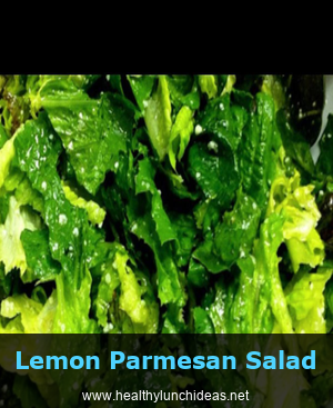 Lemon Parmesan Salad Keto Diet for Beginners | Keto Diet Recipes | Easy Keto Die…