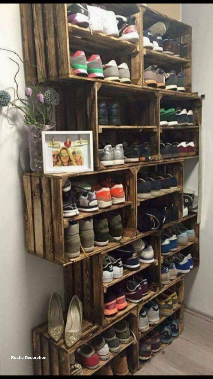 Porte Chaussures En Bois Épinglé par jessika enseignante sur diy bois en 2020