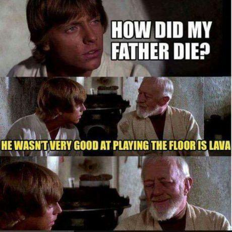 19 Beste Star Wars Meme und Witze | Darth Vader bestätigt, dass Star Wars nicht immer ... - #bestätigt #beste #Darth #dass #immer #Meme #nicht #Star #und #Vader #Wars #Witze