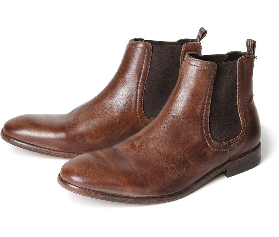 Hudson  Patterson Chelsea Boots Men Original