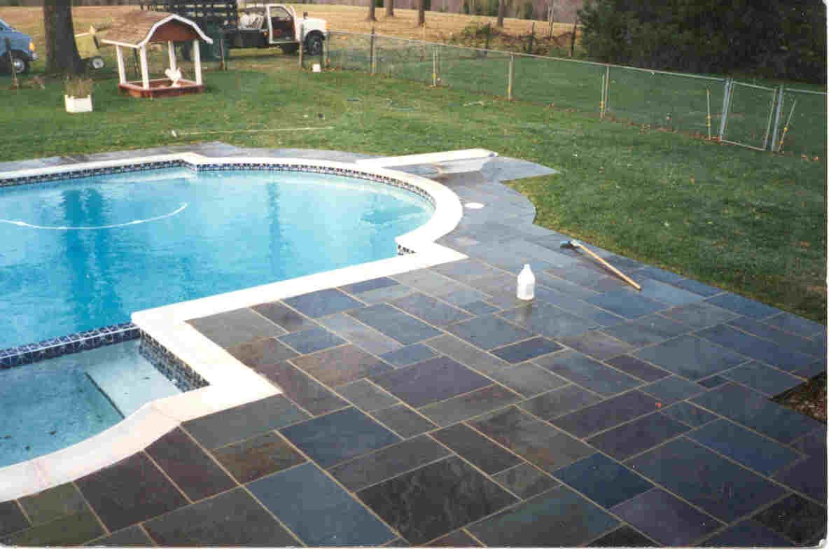 Pool deck designs above ground fabulous pictures of above for Swimming pool deck
