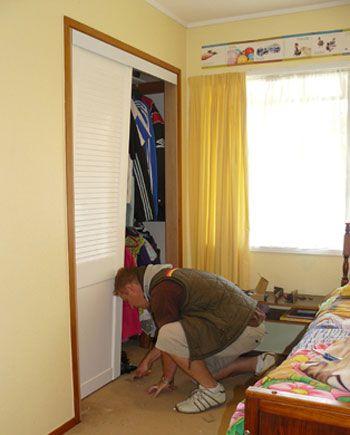 Wardrobekit Convert Hinged Doors To Sliding Doors Wardrobe Doors Sliding Wardrobe Doors Wardrobe Hinges