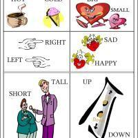 math worksheet : opposite adjectives worksheets for kindergarten  23 free esl  : Adjectives Worksheet For Kindergarten