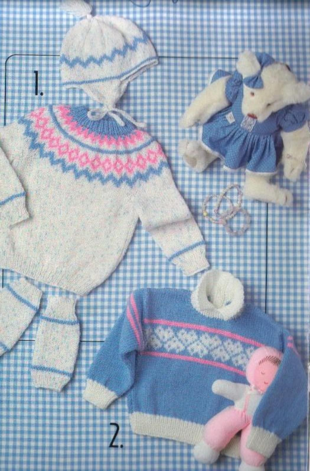 Patons 488 Fairytale DK : Free Download, Borrow, and ...