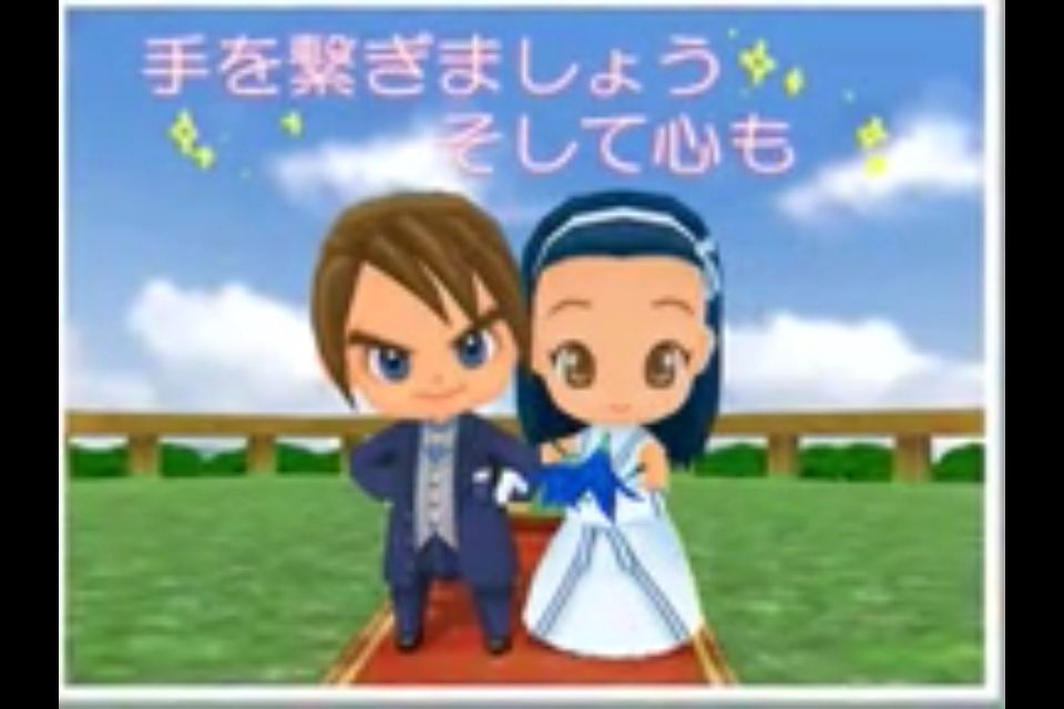Harvest Moon: Magical Melody Rival Couples (they Won't Get