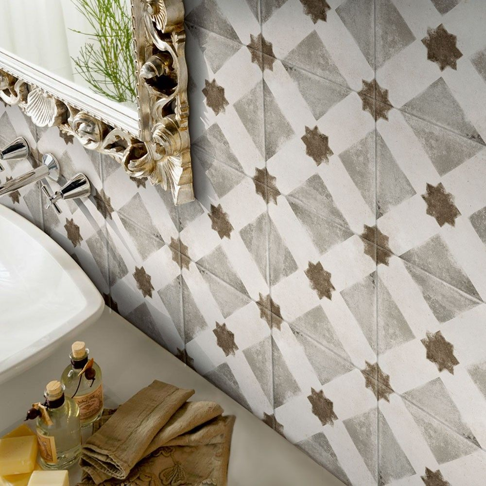 If you want patterned wall tiles? Vintage Henley £30 per m2 | Linden ...