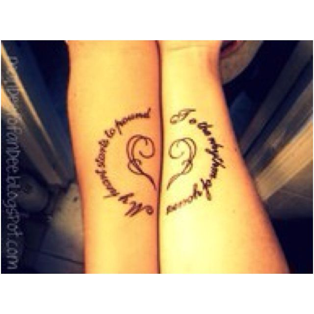 Tattoo Quotes For Husband And Wife: Tattoos, Husband Tattoo
