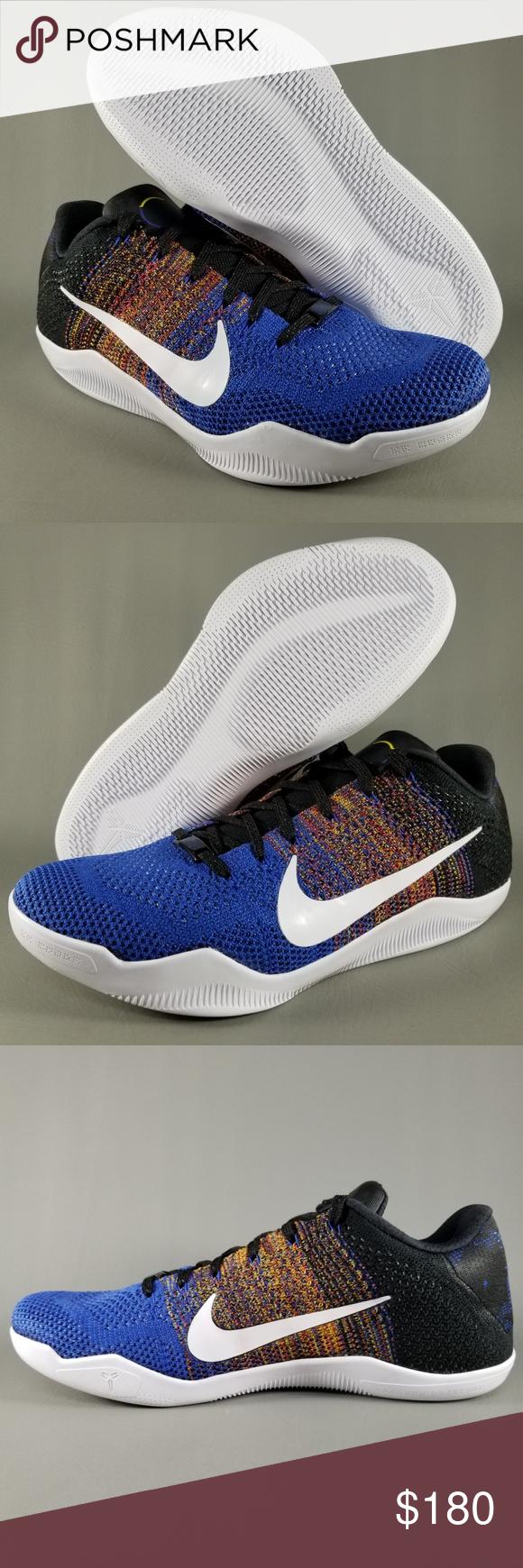 reputable site 4db81 31c3f Nike Kobe XI Elite Mens Basketball Shoes BHM SZ 10 Nike Kobe XI Elite Men s  Basketball