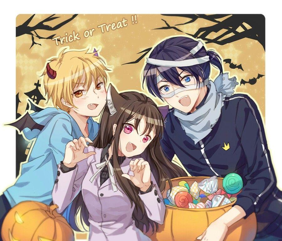 Noragami - Halloween theme