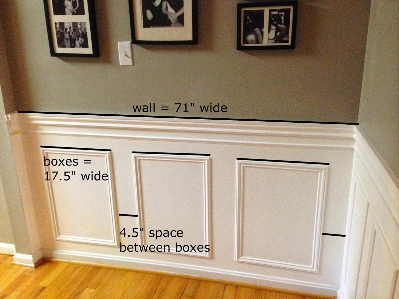 8 Delicious Simple Ideas Wainscoting Door Storage Wainscoting Staircase Colour Wainscoting Staircase Picture Frame Molding Diy Wainscoting Wainscoting Stairs