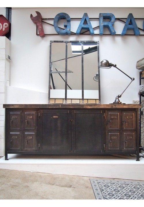 etabli d atelier vers 1950