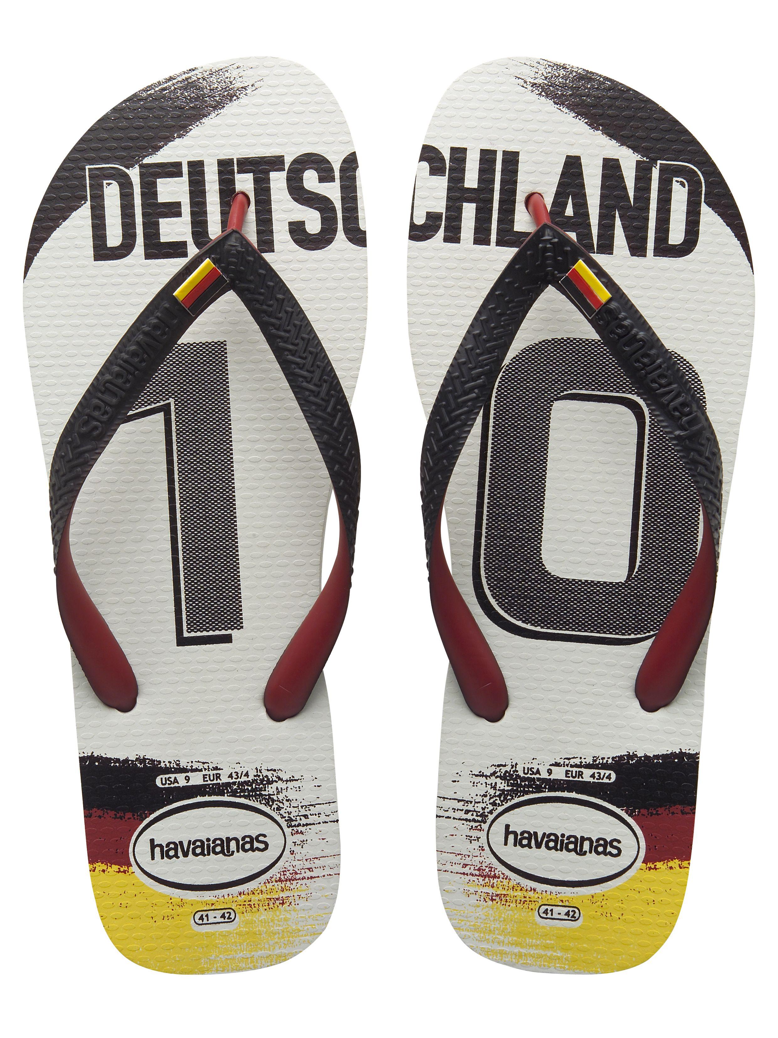 new styles 3a881 7afa6 Teams Deutschland SS14 | Havaianas