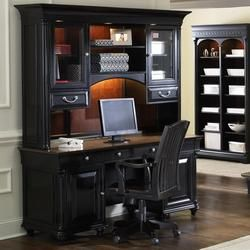 St Ives Jr Executive Credenza Office Desk