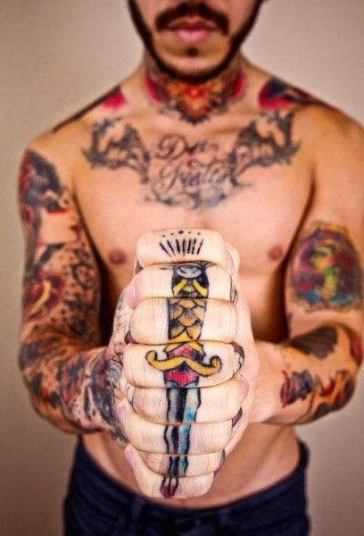 Hand Tattoos For Men Hand Tattoos For Guys Knuckle Tattoos Finger Tattoo Designs