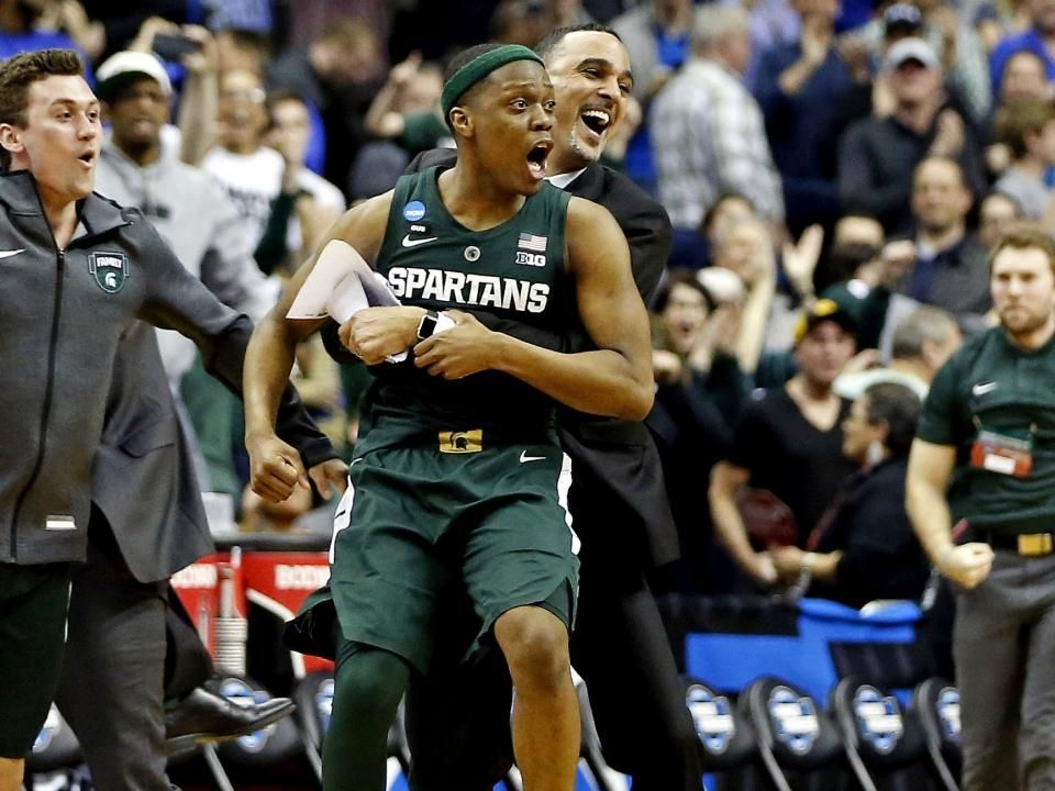 Michigan State leads a deep Big Ten filled with tournament