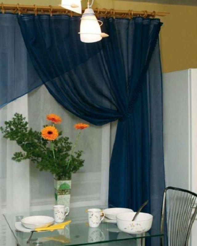 49 идей для пошива кухонных штор и занавесок | Идеи ...