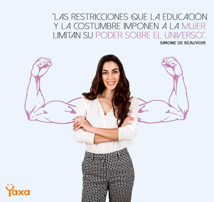 Blog - Mujeres ¡Líderes sin límites! Yaxa Tienda Online. Compra ... 9c77e351547