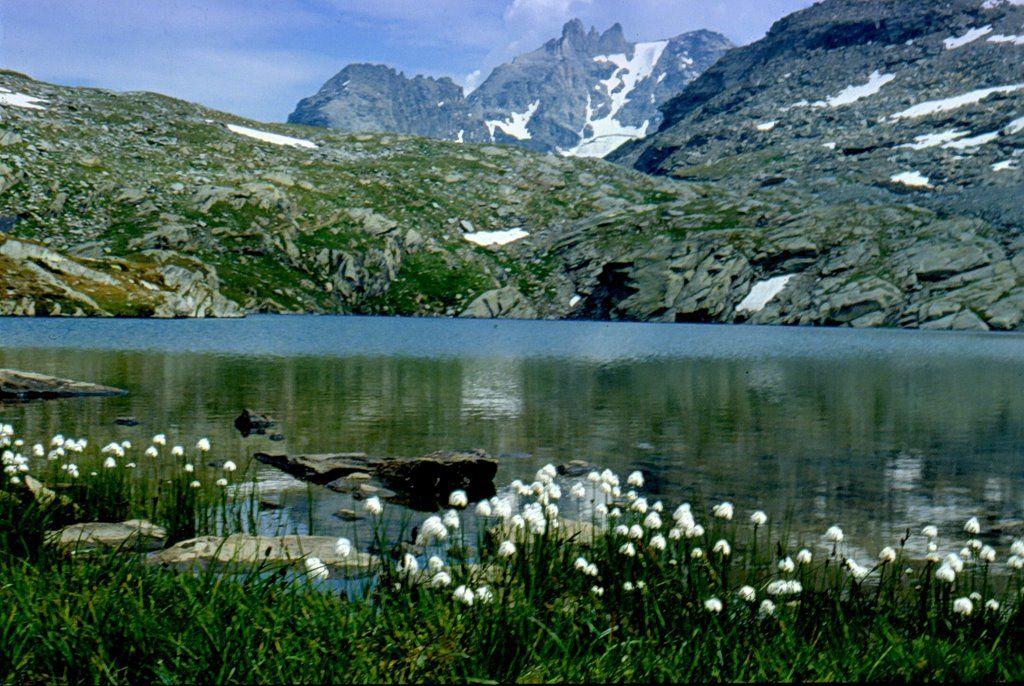 Parc National de la Vanoise...lac noir
