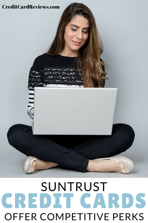 Suntrust Bank Has A Very Large Selection Of Financial Services On Both The Business And Consumer Si With Images Credit Card Offers Rewards Credit Cards Financial Services