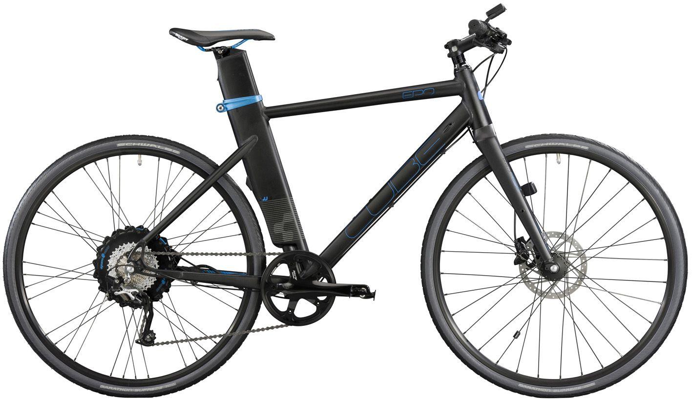 Cube Epo Electric Bike