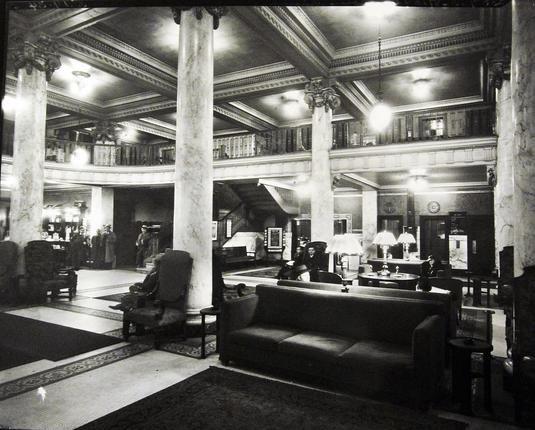 Look Back A Look At Hotel Utica Through The Years Lookback Http