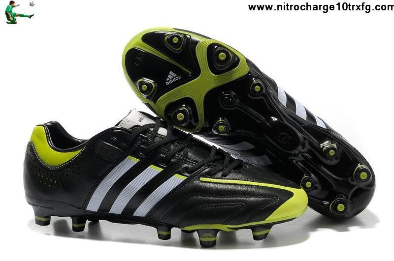Adidas Chaussure De Foot AdiPure 11Pro V FG Noir Rouge