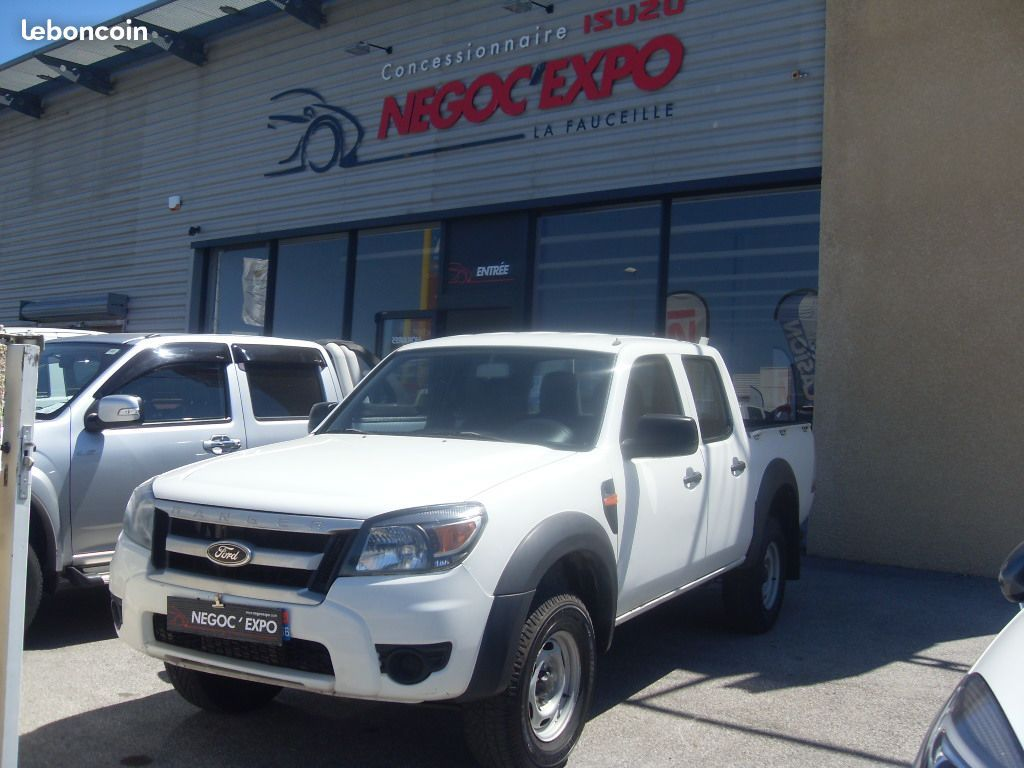 2010 Ford Ranger 2 5 Double Cab Xl Ford Ranger Europe Version 1998
