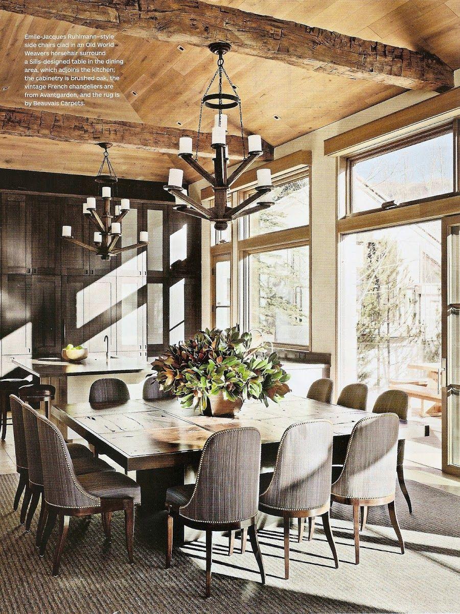 40++ Rustic elegant dining room tables Tips