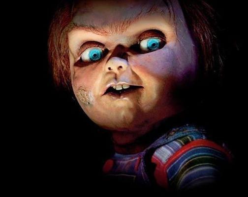 Brad Dourif's Chucky, aka Charles Lee Ray Child's Play