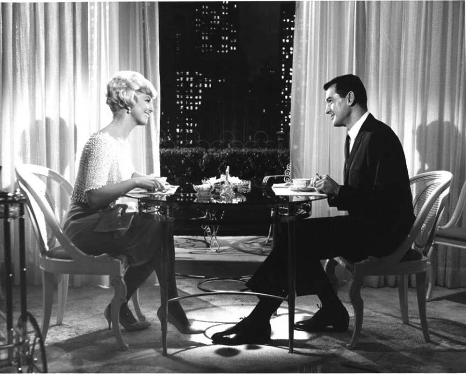 """Doris Day & Rock Hudson in """"Lover, Come Back"""" (1961)"""
