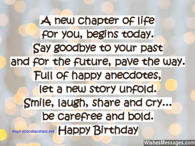 Inspirational 60th Birthday Quotes For Women
