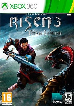 Risen 3 Titan Lords Multi Region Free Xdg2 Complex Best Pc Games Titans Lord