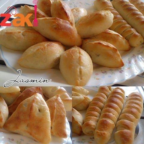 عجينة رهيبة مثل القطن من حلاوتها زاكي Food Network Recipes Arabic Food Food Recipies