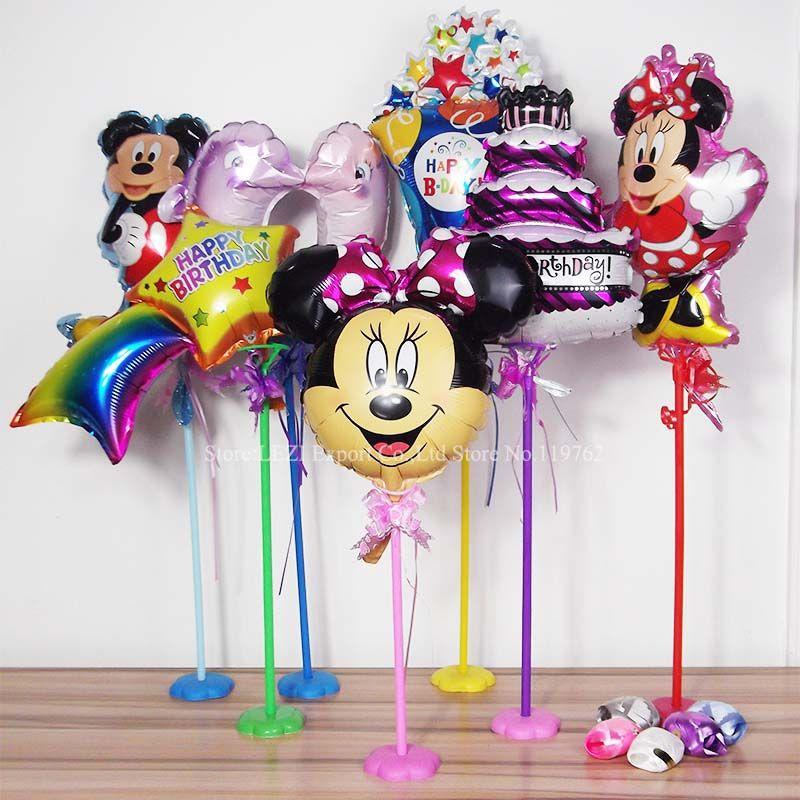 1pc Birthday Party Decor Kids MIini Rainbow Balloon Wedding Christmas Suppl qn