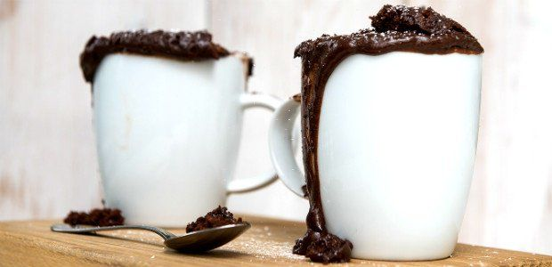 Nutella mug cake for one | Recipe | Nutella mug cake, Easy ...