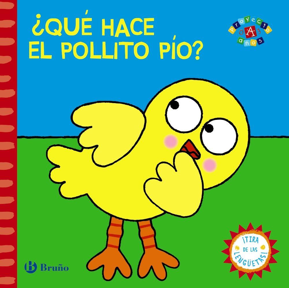 Qu hace el pollito p o 9788421679463 un divertido libro con piezas m viles y montones de - Nino 6 anos se hace pis ...